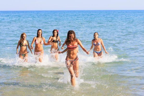Yincana playa valencia chicas - crea despedidas valencia